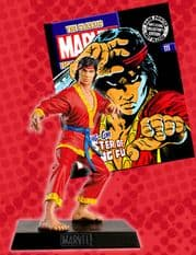 Classic Marvel Figurine Collection #111 Shang-Chi Eaglemoss Publications