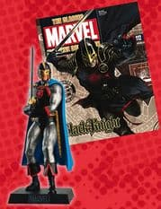 Classic Marvel Figurine Collection #112 Black Knight Eaglemoss Publications