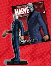 Classic Marvel Figurine Collection #116 Chameleon Eaglemoss Publications