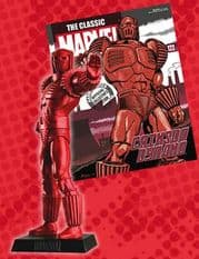 Classic Marvel Figurine Collection #122 Crimson Dynamo Eaglemoss Publications