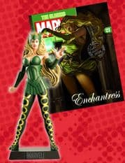 Classic Marvel Figurine Collection #123 Enchantress Eaglemoss Publications