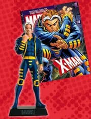 Classic Marvel Figurine Collection #128 X-Man Eaglemoss Publications