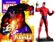 Classic Marvel Figurine Collection #130 Klaw Eaglemoss Publications