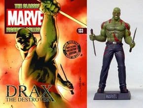 Classic Marvel Figurine Collection #133 Drax The Destroyer Eaglemoss Publications