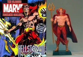 Classic Marvel Figurine Collection #134 Son Of Satan Eaglemoss Publications