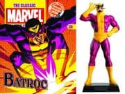 Classic Marvel Figurine Collection #138 Batroc Eaglemoss Publications