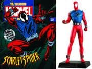 Classic Marvel Figurine Collection #139 Scarlet Spider Eaglemoss Publications