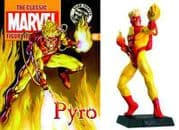 Classic Marvel Figurine Collection #141 Pyro Eaglemoss Publications