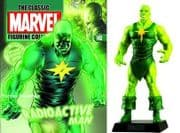 Classic Marvel Figurine Collection #143 Radioactive Man Eaglemoss Publications
