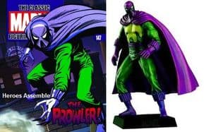 Classic Marvel Figurine Collection #147 Prowler Eaglemoss Publications