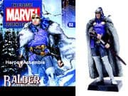 Classic Marvel Figurine Collection #153 Balder The Brave Eaglemoss Publications