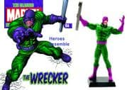 Classic Marvel Figurine Collection #154 Wrecker Eaglemoss Publications