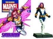Classic Marvel Figurine Collection #155 Songbird Eaglemoss Publications
