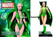 Classic Marvel Figurine Collection #157 Moondragon Eaglemoss Publications