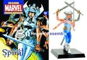Classic Marvel Figurine Collection #158 Spiral Eaglemoss Publications