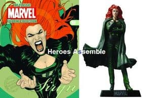 Classic Marvel Figurine Collection #159 Siryn Eaglemoss Publications