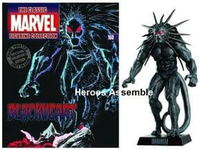 Classic Marvel Figurine Collection #160 Blackheart Eaglemoss Publications