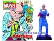 Classic Marvel Figurine Collection #161 Puppet Master Eaglemoss Publications