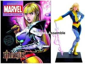 Classic Marvel Figurine Collection #166 Magik Eaglemoss Publications