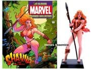Classic Marvel Figurine Collection #168 Shanna The She-Devil Eaglemoss Publications