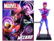 Classic Marvel Figurine Collection #170 The Wizard Eaglemoss Publications