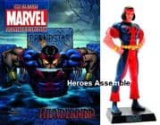Classic Marvel Figurine Collection #171 Thunderbird Eaglemoss Publications