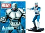 Classic Marvel Figurine Collection #173 Avalanche Eaglemoss Publications