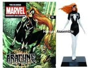 Classic Marvel Figurine Collection #174 Arachne Eaglemoss Publications
