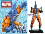 Classic Marvel Figurine Collection #176 Tiger Shark Eaglemoss Publications