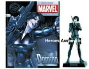 Classic Marvel Figurine Collection #178 Domino Eaglemoss Publications