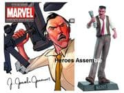 Classic Marvel Figurine Collection #180 J Jonah Jameson Eaglemoss Publications
