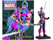 Classic Marvel Figurine Collection #182 Swordsman Eaglemoss Publications