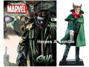 Classic Marvel Figurine Collection #183 Owl Eaglemoss Publications