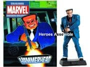Classic Marvel Figurine Collection #184 Hammerhead Eaglemoss Publications