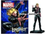 Classic Marvel Figurine Collection #185 Longshot Eaglemoss Publications