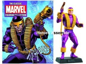Classic Marvel Figurine Collection #186 Trapster Eaglemoss Publications