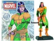 Classic Marvel Figurine Collection #187 Shaman Eaglemoss Publications