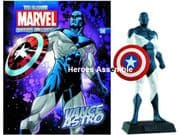 Classic Marvel Figurine Collection #190 Vance Astro Eaglemoss Publications