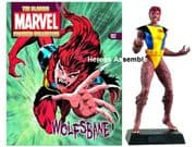 Classic Marvel Figurine Collection #192 Wolfsbane Eaglemoss Publications