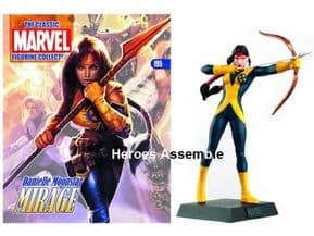 Classic Marvel Figurine Collection #195 Mirage Eaglemoss Publications