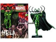 Classic Marvel Figurine Collection #200 Hela Eaglemoss Publications