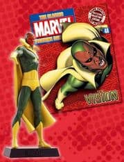 Classic Marvel Figurine Collection #048 Vision Eaglemoss Publications
