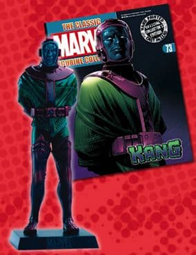 Classic Marvel Figurine Collection #073 Kang Eaglemoss Publications