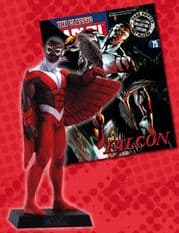 Classic Marvel Figurine Collection #075 The Falcon Eaglemoss Publications
