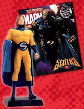 Classic Marvel Figurine Collection #077 Sentry Eaglemoss Publications