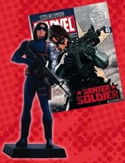 Classic Marvel Figurine Collection #085 Winter Soldier Eaglemoss Publications