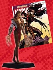 Classic Marvel Figurine Collection #087 Lady Deathstrike Eaglemoss Publications