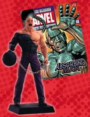 Classic Marvel Figurine Collection #088 Absorbing Man Eaglemoss Publications