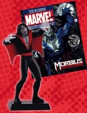 Classic Marvel Figurine Collection #099 Morbius Eaglemoss Publications