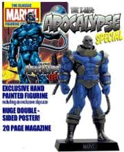 Classic Marvel Figurine Collection Apocalypse Special Eaglemoss Publications